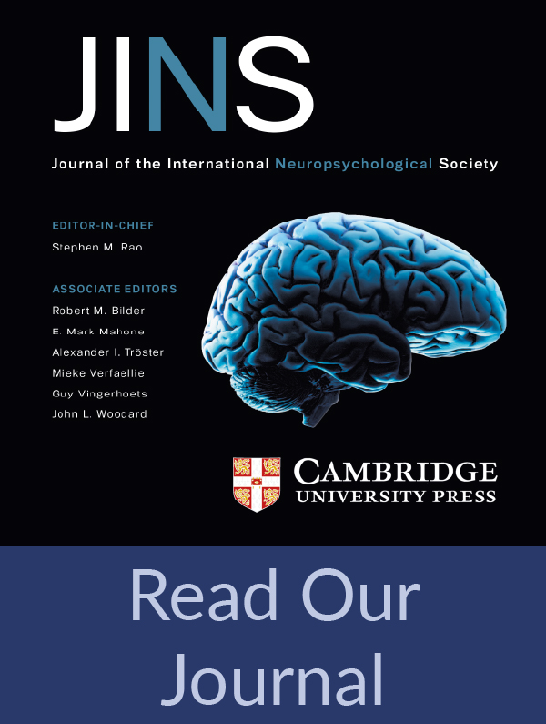 JINS Society Journal